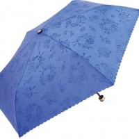 折りたたみ傘 ローズ